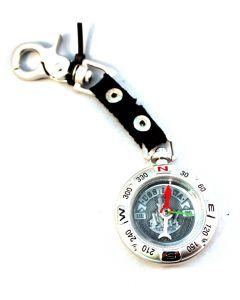 USS Iowa Pewter Compass