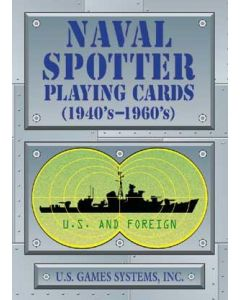 Cards Naval Spotter WWII