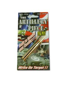 The Artillery Piece Ink Pen