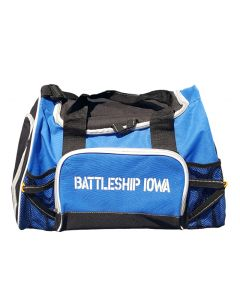 Battleship Iowa Duffel Bag