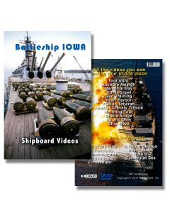 Battleship IOWA Shipboard Videos