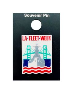 L.A. Fleet Week Pin