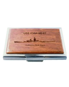 IOWA Deck Collection Card Holder