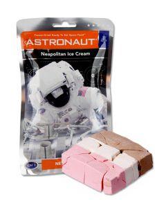 Astronaut Neopolitan Ice Cream