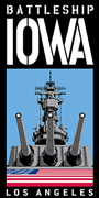 Pacific Battleship USS Iowa