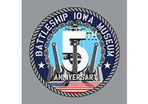 Pacific Battleship USS Iowa